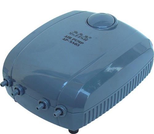 海利6601气泵电路图